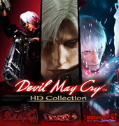 Devil May Cry® HD Collection (Xbox 360®)