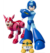 Mega Man® D-Arts Figure