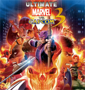 ULTIMATE MARVEL® VS. CAPCOM® 3 (PS3)