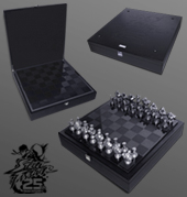 Street Fighter® 25th Anniversary Chess Set