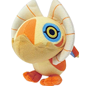Monster Hunter™ Yian Kut-Ku Plush