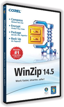 Winzip 14.5 free download