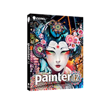 Corel Painter 12 (Windows & Macintosh)