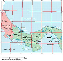 Frontiers Mac EPS map of Panama