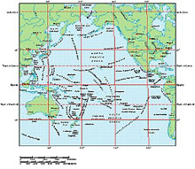 Frontiers Windows EPS map of  Pacific Ocean