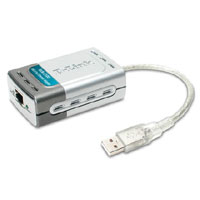 USB 2.0 Fast Ethernet Adapter