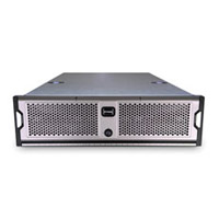 xStack® 8x1GbE iSCSI SAN Array, 15 Bays, 3U, w/o Drives, with Trays