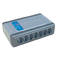7-Port USB 2.0 Hub Refurbished