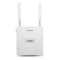 Air Premier® N Dual Band Plenum-rated PoE Access Point powered by CloudCommand™