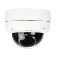 DCS-6511 HD Day & Night Vandal-Proof Fixed Dome Network Camera