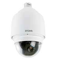 High Speed Dome Network Camera Day/Night WDR 36X Optical (DCS-6818)