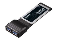2-Port USB 3.0 ExpressCard