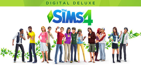 The Sims™ 4 Digital Deluxe