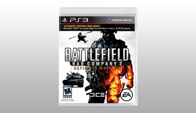 Battlefield: Bad Company 2 Ultimate Edition PS3/Xbox