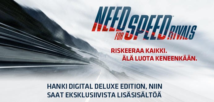 Need for Speed™ Rivals Digital Deluxe