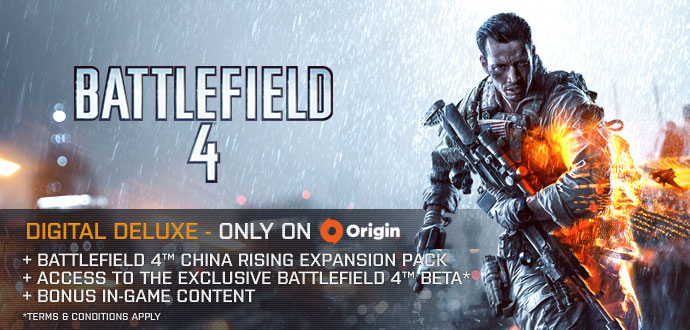 Battlefield 4™ Digital Deluxe
