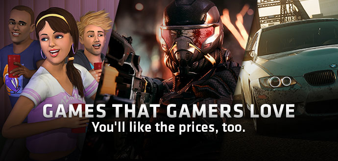 Up to 70% off Hit Games & DLC
