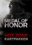 Medal of Honor - Hot Zone-kartpakken