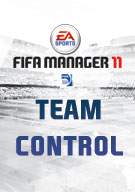 EA SPORTS FIFA MANAGER 11 Team Control