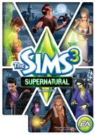 The Sims™ 3 Supernatural Lisäosa