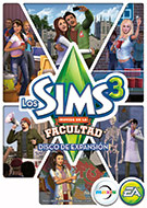 Los Sims™ 3 Movida en la facultad