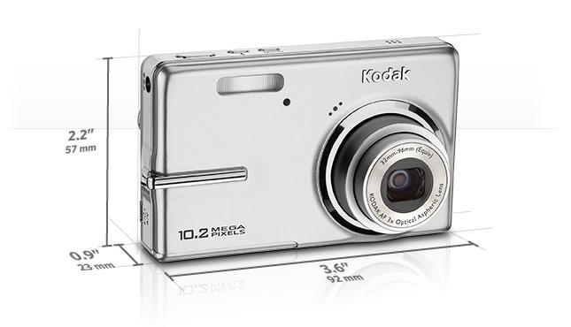 kodak digital kamera