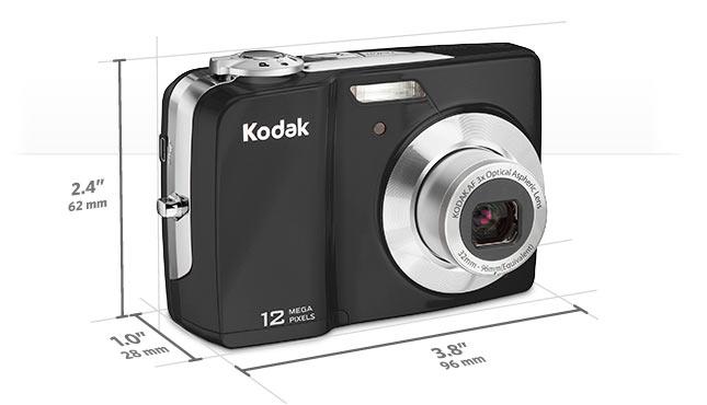 kodak easyshare c182 digital camera 12 mp 3x optical zoom hd rh findmyorder com Kodak EasyShare C1450 Kodak EasyShare Camera
