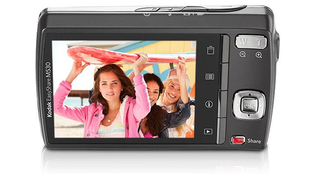 kodak easyshare m530 digital camera software