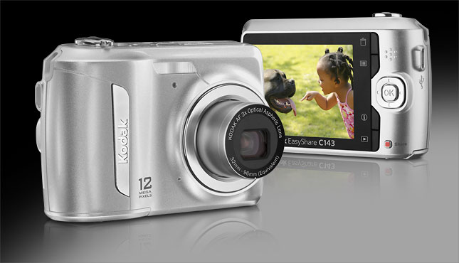 kodak easyshare c143 digital camera 12mp affordable hd digital rh findmyorder com Kodak EasyShare Digital Camera Kodak Digital EasyShare Camera CX4230