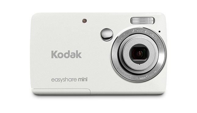 KODAK EASYSHARE MINI Digital Camera M200 – Wide-Angle 10 MP Sleek ...