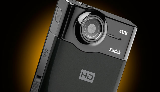 Kodaks pocket video cameras give Flip a run for the money