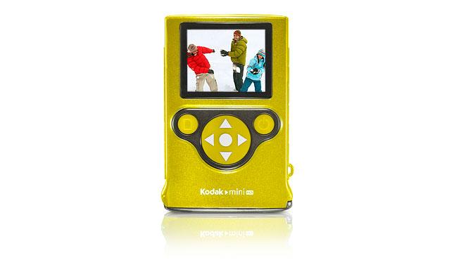 Mini HD Video Camera front view