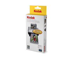 KODAK Color Cartridge & Photo Paper Kit / PH-40 / 40 Count
