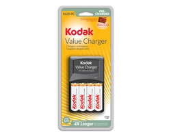 KODAK Ni-MH Value Charger K620-PC-C+4