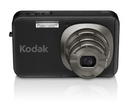 KODAK EASYSHARE V1073 Digital Camera / Black / Refurbished