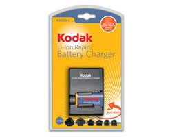 KODAK Li-Ion Rapid Battery Charger K8500-C+1