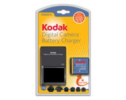 KODAK Digital Camera Battery Charger K8600-C+1