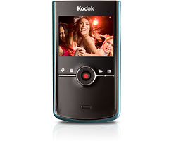 KODAK Zi8 Pocket Video Camera / Aqua