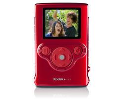 KODAK Mini Video Camera / Red
