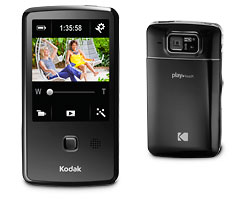 KODAK PLAYTOUCH Video Camera / Black