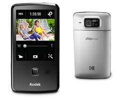 KODAK PLAYTOUCH Video Camera / Chrome