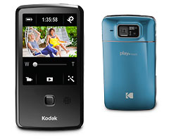 KODAK PLAYTOUCH Video Camera / Teal