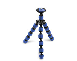 KODAK Gripping Tripod / Small / Blue