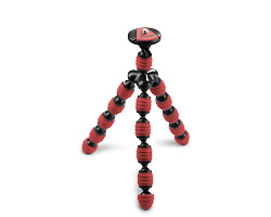 KODAK Gripping Tripod / Small / Red