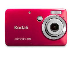 KODAK EASYSHARE MINI Camera / Red
