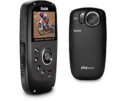 KODAK PLAYSPORT Video Camera / Zx5 / Black