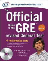 The Official Guide to the GRE® revised General Test, Second Edition