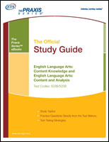 English Language Arts: Content Knowledge and English Language Arts: Content and Analysis Study Guide (5038, 5039) eBook