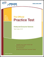Family and Consumer Sciences Practice Test (0121, 5121) eBook