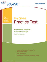 Fundamental Subjects: Content Knowledge Practice Test (0511) eBook